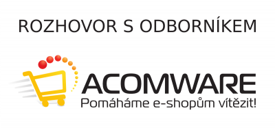 Logo marketingové agentury Acomware