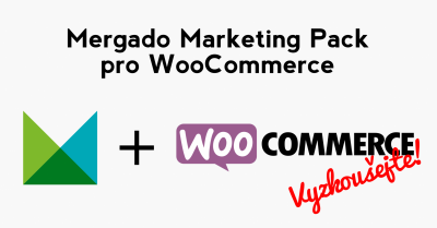 Mergado Marketing Pack pro WooCommerce