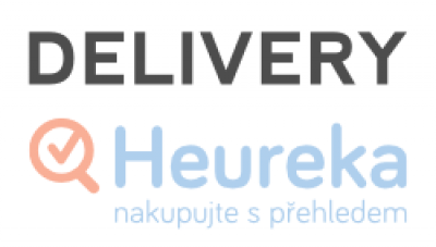 Heureka logo a DELIVERY XML element