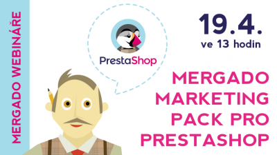 Video: Mergado Marketing Pack pro PrestaShop