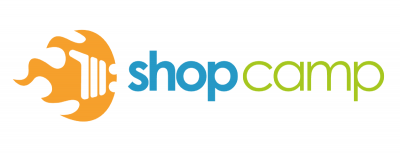 ShopCamp, logo