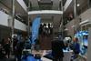 Stánky partnerů Barcampu
