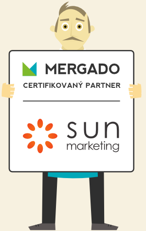 SUN Marketing je certifikovaný partner Mergado. Prověřte si to!